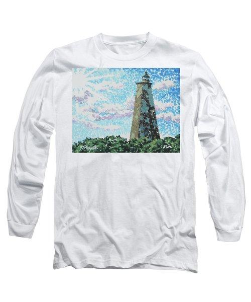 Old Baldy Lighthouse Long Sleeve T-Shirt