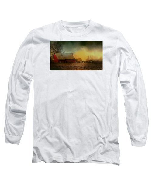 Old Barn With Charm Long Sleeve T-Shirt
