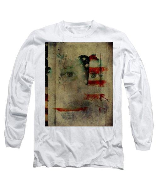 Old Glory Long Sleeve T-Shirt