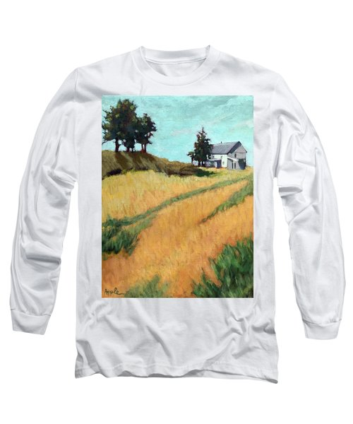 Old House On The Hill Long Sleeve T-Shirt
