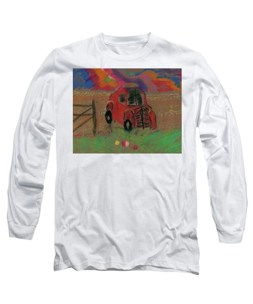 Old Jalopy Long Sleeve T-Shirt