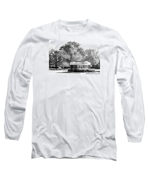 Long Sleeve T-Shirt featuring the photograph Old Main Gate by John Freidenberg