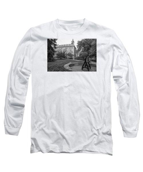 Old Main Penn State University  Long Sleeve T-Shirt