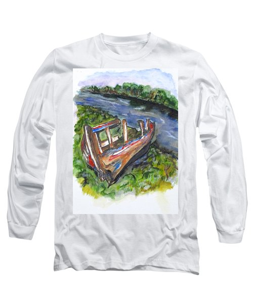 Old Memory Long Sleeve T-Shirt