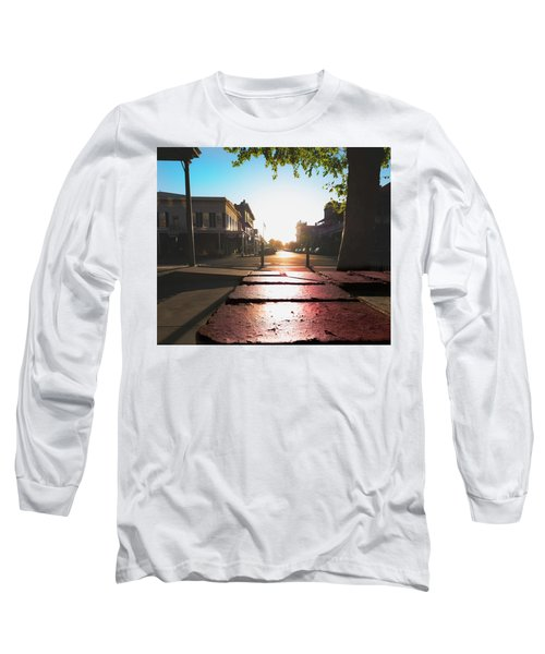 Old Sacramento Smiles- Long Sleeve T-Shirt