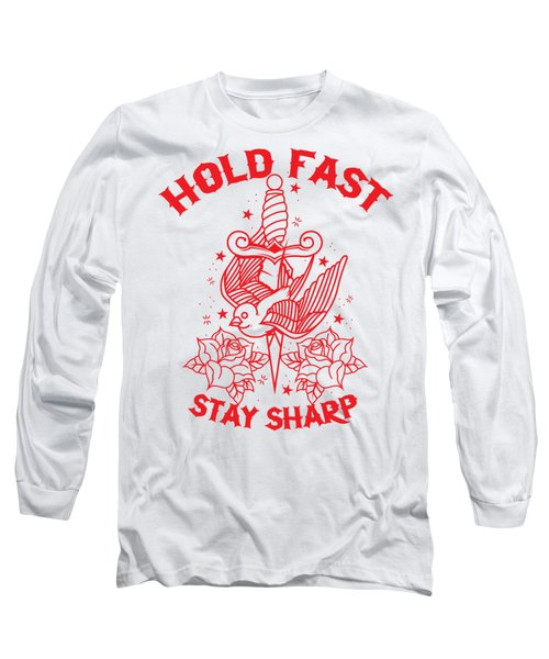 Old School Tattoo Long Sleeve T-Shirt