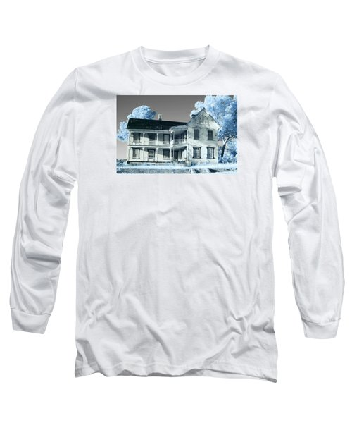 Old Shull House In 642 Long Sleeve T-Shirt