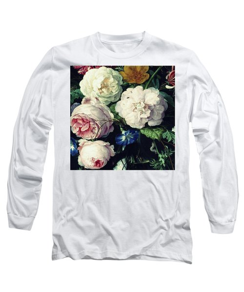 Old Time Botanical Long Sleeve T-Shirt