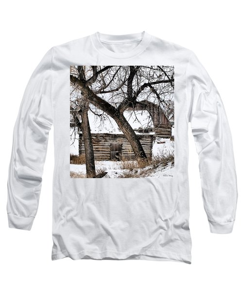 Old Ulm Barn Long Sleeve T-Shirt