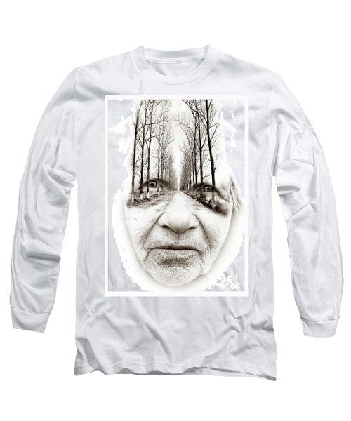 Old Woman  Long Sleeve T-Shirt