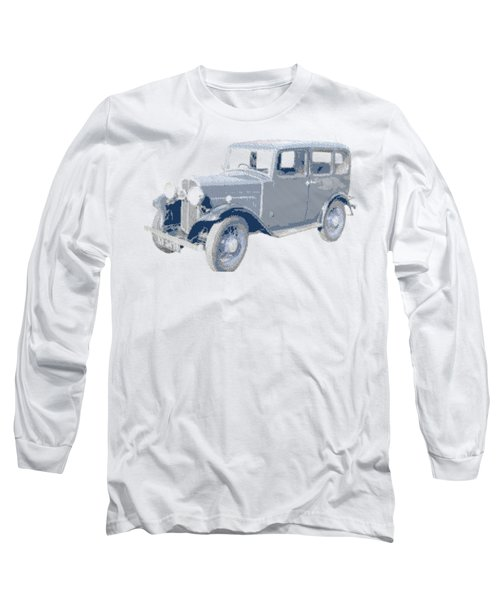 Oldtimer - Hatching Parallel Long Sleeve T-Shirt