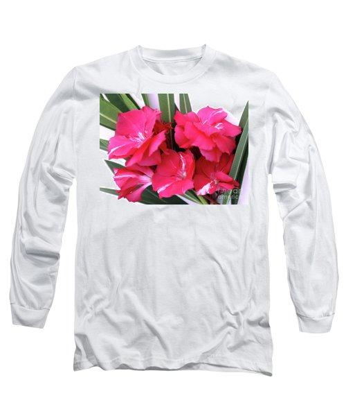 Oleander Geant Des Batailles 1 Long Sleeve T-Shirt