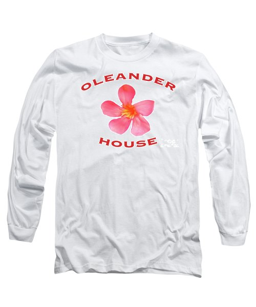 Oleander House Long Sleeve T-Shirt