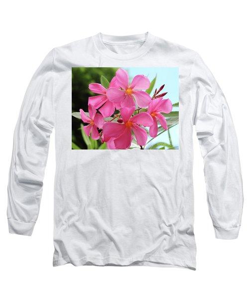 Oleander Maresciallo Graziani 1 Long Sleeve T-Shirt