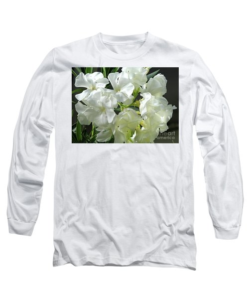 Oleander Mont Blanc 2 Long Sleeve T-Shirt