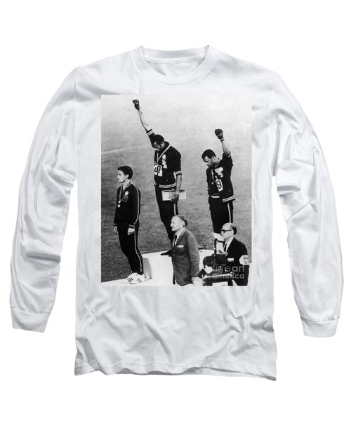 Olympic Games, 1968 - To License For Professional Use Visit Granger.com Long Sleeve T-Shirt