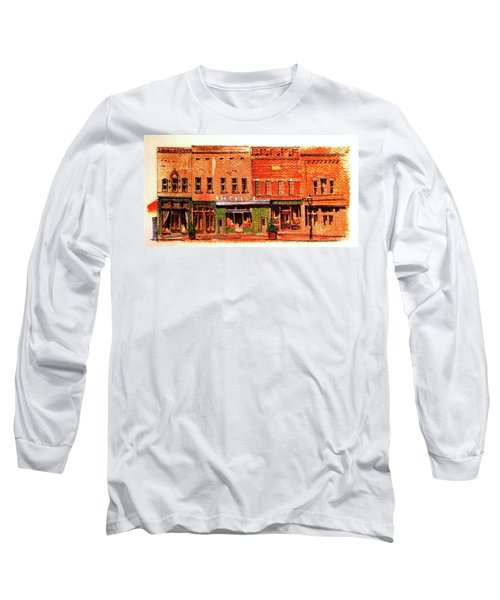 On Market Square Long Sleeve T-Shirt