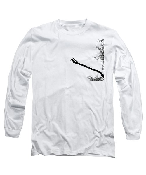 On Patrol Long Sleeve T-Shirt by Debbie Oppermann