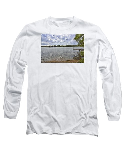 On The Banks Of The Potomac River Long Sleeve T-Shirt