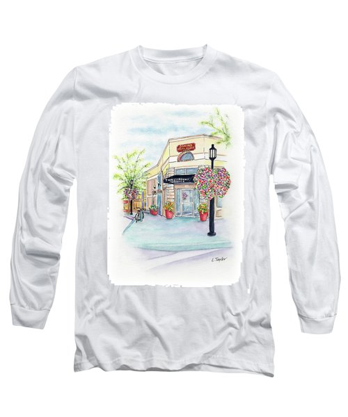 On The Corner Long Sleeve T-Shirt