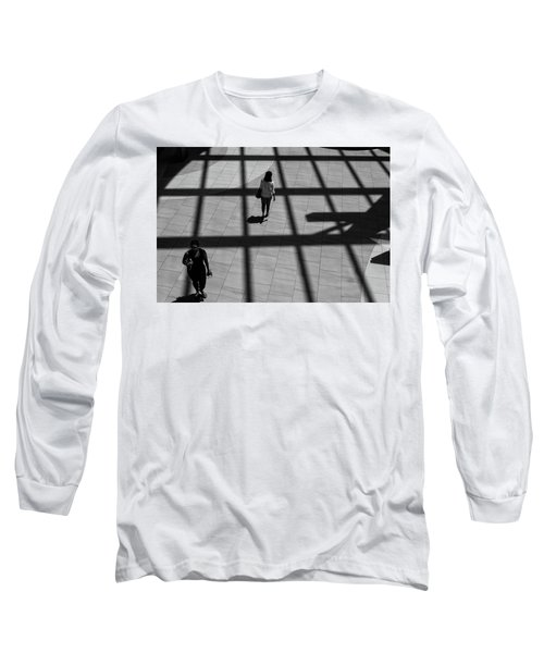 On The Grid Long Sleeve T-Shirt