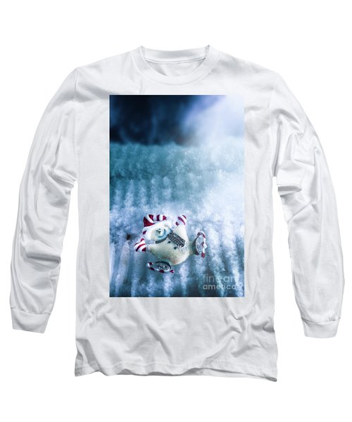 On The Ice Long Sleeve T-Shirt