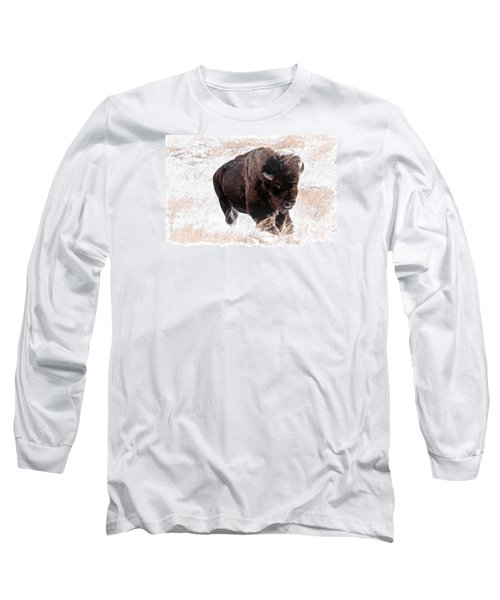 On The Run Long Sleeve T-Shirt