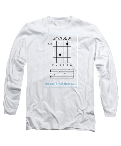 Long Sleeve T-Shirt featuring the photograph On The Steel Breeze by Richard Reeve