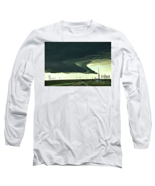 On The Way To The Akron Co Beast Long Sleeve T-Shirt