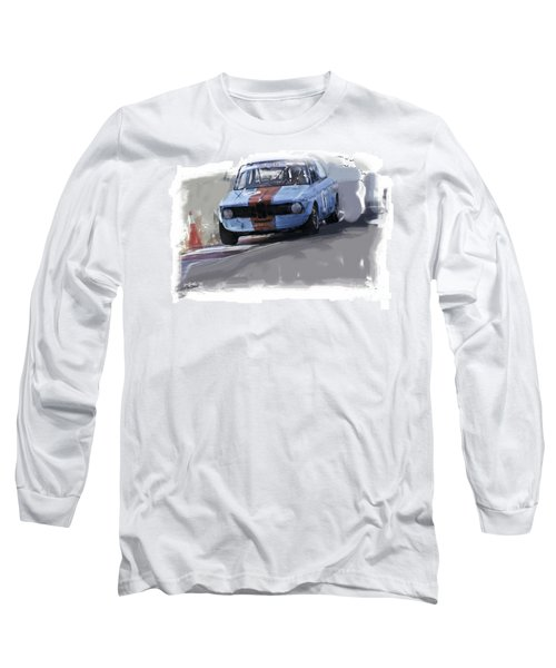 On Track 2002 Long Sleeve T-Shirt