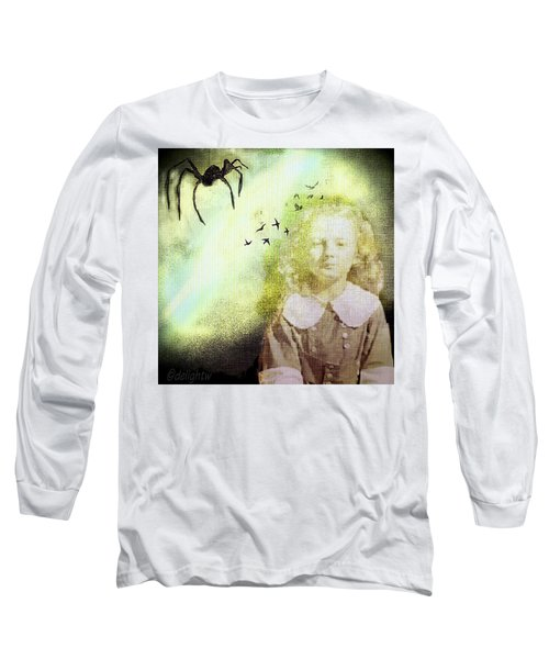 Once There Was A Spider Long Sleeve T-Shirt