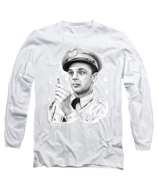 One Bullet Fife Long Sleeve T-Shirt