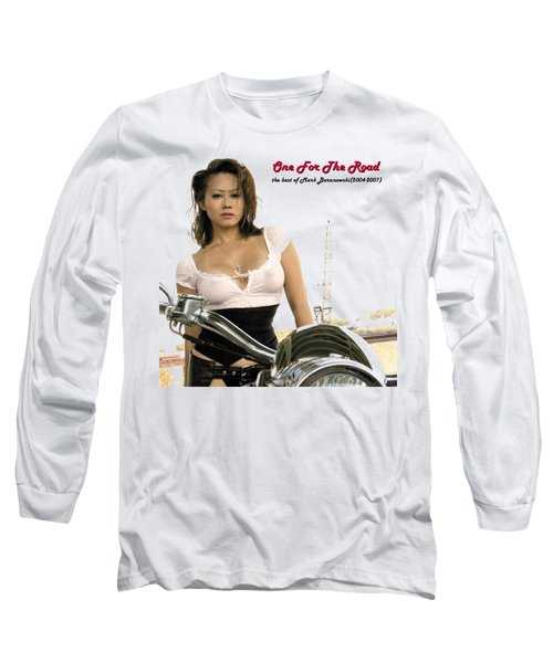 One For The Road Long Sleeve T-Shirt by Mark Baranowski