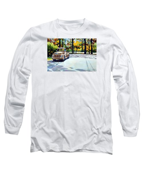 One Last Ride Long Sleeve T-Shirt
