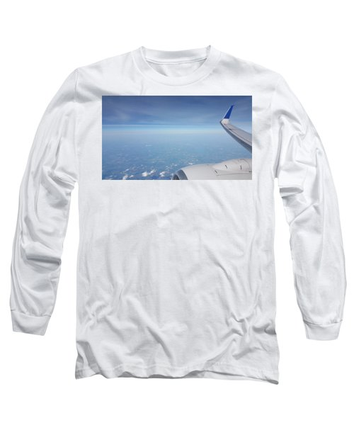 One Who Flies Long Sleeve T-Shirt