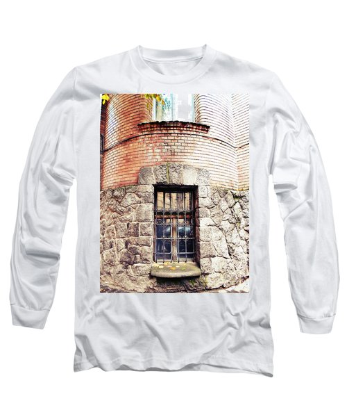 One Window And A Half Long Sleeve T-Shirt