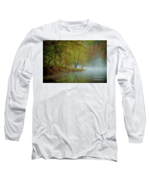 Only If I Go Long Sleeve T-Shirt by Iris Greenwell