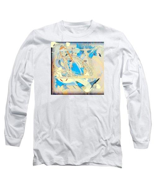 Only In A Dream Long Sleeve T-Shirt by Gabrielle Schertz