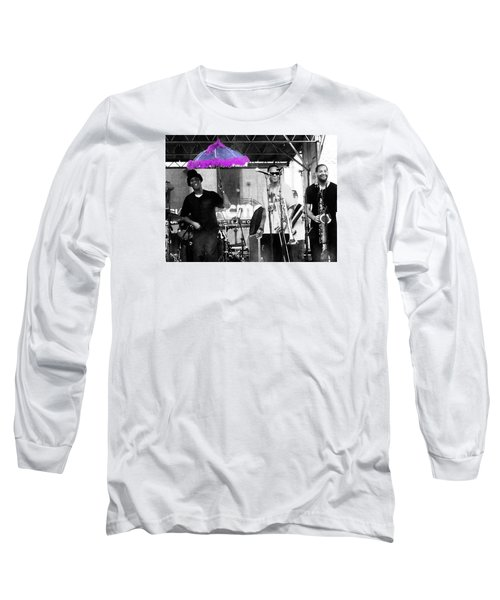 Only In Nola Long Sleeve T-Shirt by Steve Archbold