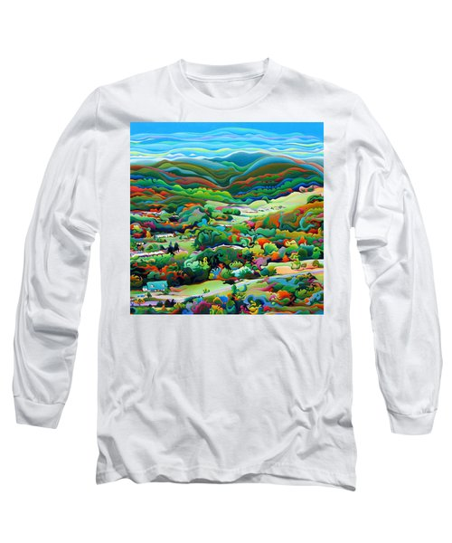 Onset Of The Appalachian Wonderfall Long Sleeve T-Shirt