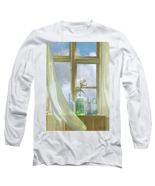 Open Window Long Sleeve T-Shirt