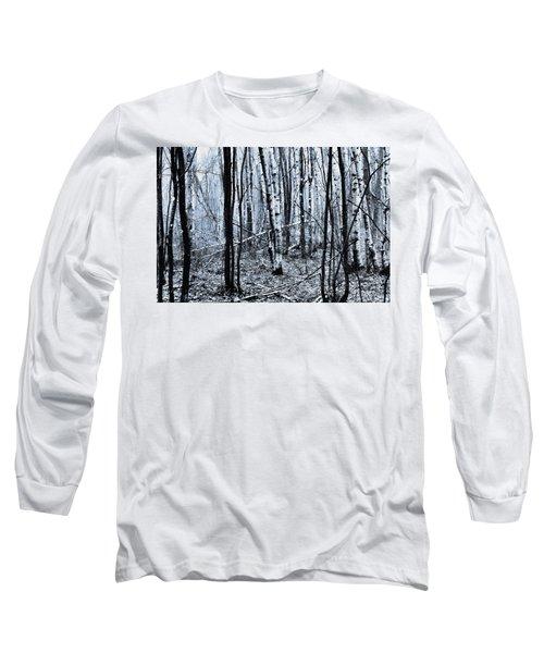 Open Winter Long Sleeve T-Shirt