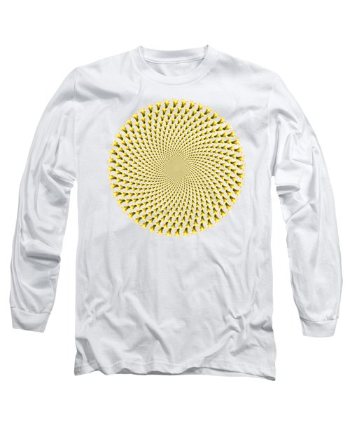 Opium Lettuce Vortex Long Sleeve T-Shirt