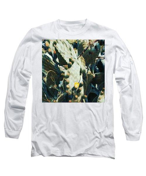 Opuntia Ficus Long Sleeve T-Shirt