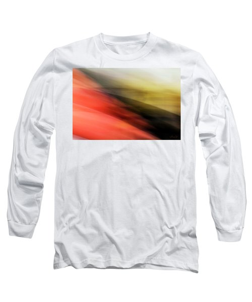 Orange Hills Long Sleeve T-Shirt