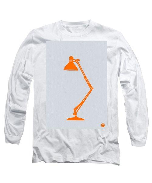 Orange Lamp Long Sleeve T-Shirt