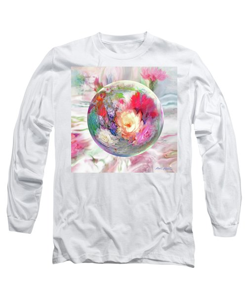Orbital Spring  Long Sleeve T-Shirt