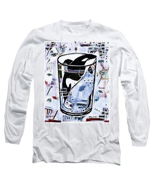 Orca #1 Long Sleeve T-Shirt