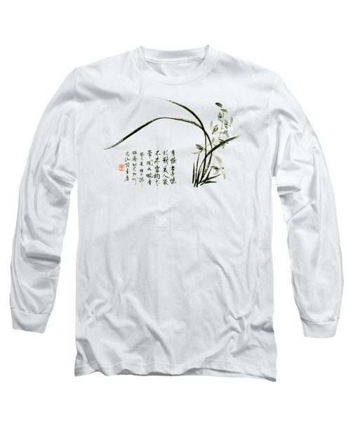 Orchid - 59 Long Sleeve T-Shirt