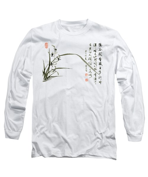 Orchid - 61 Long Sleeve T-Shirt